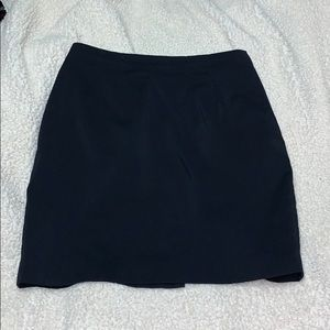 Skirts - Navy Pencil Skirt w/ Pockets